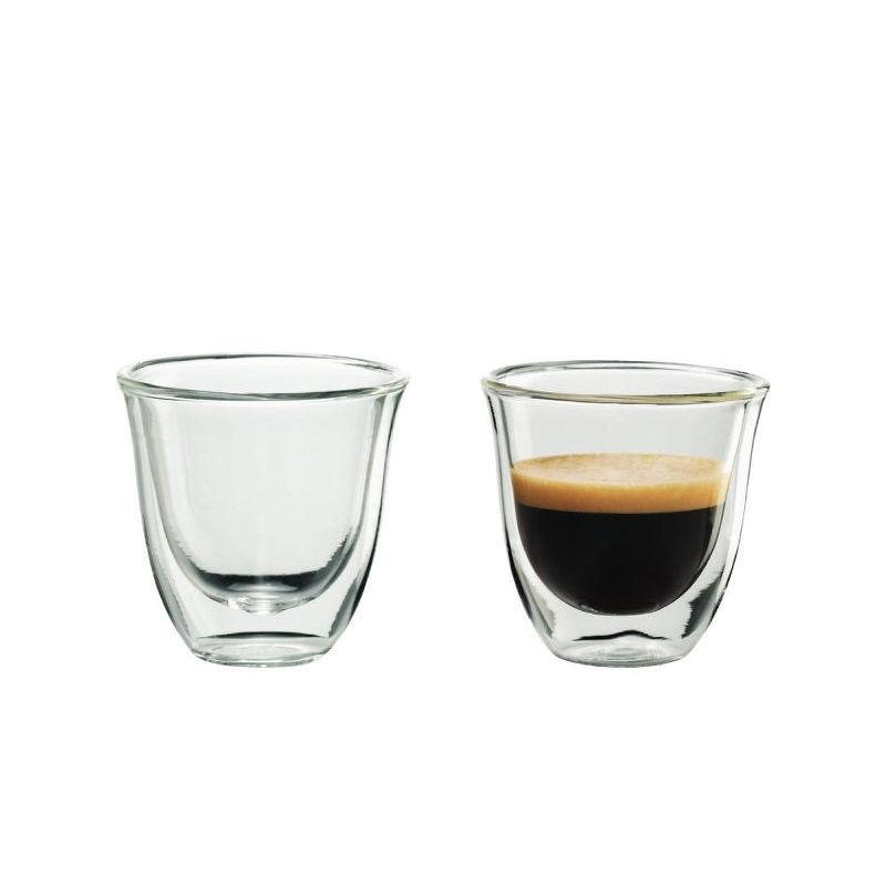 Набір склянок DeLonghi Espresso 60 мл (2 шт.)