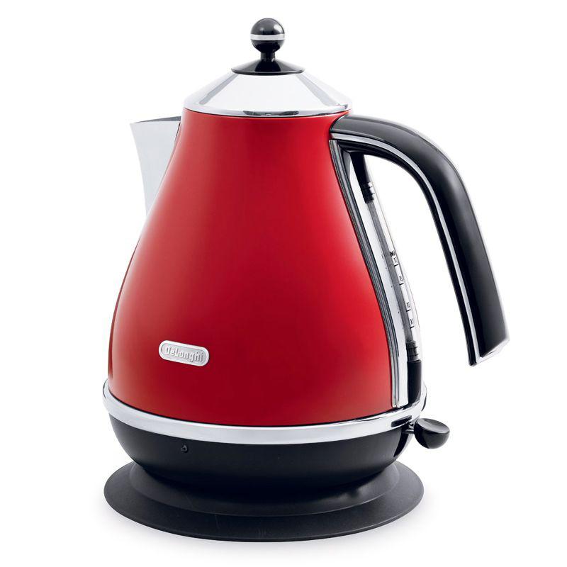 Чайник DeLonghi KBO 2001 R Icona