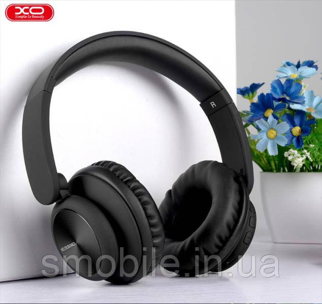 XO Bluetooth наушники XO B24 On-Ear CD design черные