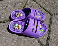 Детские фиолетовые шлепки  ( 28 -35 ) Даго, фото 1