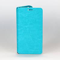 Чехол книжка Blue Leather для Lenovo S850, фото 1