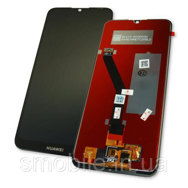 Huawei Дисплей Huawei Y6 (2019) Y6 Pro (2019) + сенсор черный (оригинал Китай)