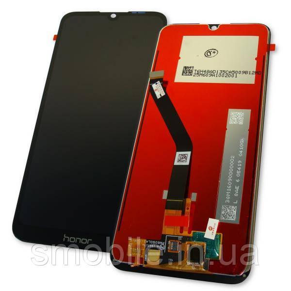 Huawei Дисплей Huawei Honor 8A + сенсор черный (оригинал Китай)