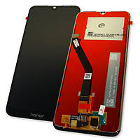 Huawei Дисплей Huawei Honor 8A + сенсор черный (оригинал Китай), фото 1