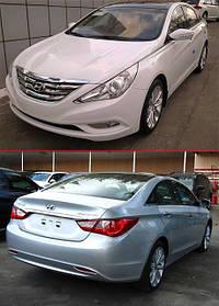 Фары передние для Hyundai Sonata '10-
