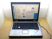 "Ноутбук Toshiba tekra A9-S9013X15.4"" Core2duo T7500 (2.27 ГГц), RAM 2ГБ, HDD 80 ГБ, Видео Intel GMA X3100"