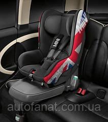 Оригинальное детское автокресло Mini Junior Seat, Group 1, Union Jack (82222355995)
