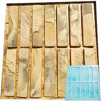 Форма для изготовления плитки Рельеф 2 Марсель