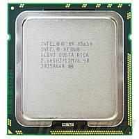 Процессор Intel Xeon X5650 (6/12×2.66GHz/12Mb/s1366) БУ
