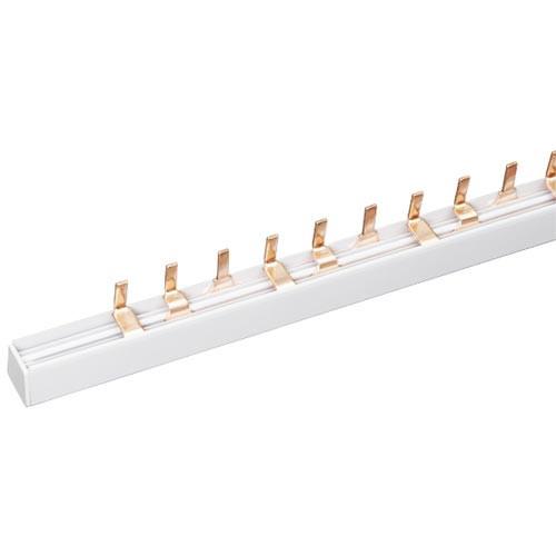 Шина соединительная PIN (штырь) 2Р 63А длина 1м