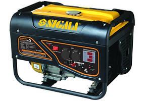 Генератор Sigma 2.5/2.8 кВт ручний запуск Pro-S