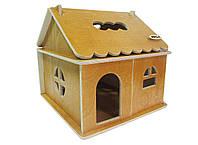 Кукольный домик тонированный 1эт., фото 1