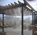 Комплект для туманообразования 20м. 20 форсунок 0.4мм. Белый., фото 4
