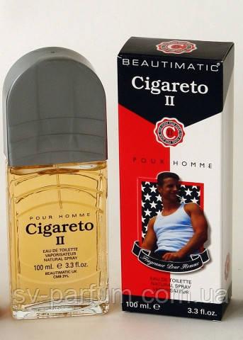 Туалетная вода мужская Cigareto 2 100ml