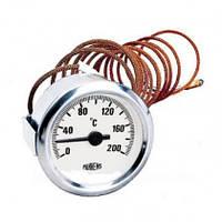 Термометр капиллярный 120*С ∅60 1м