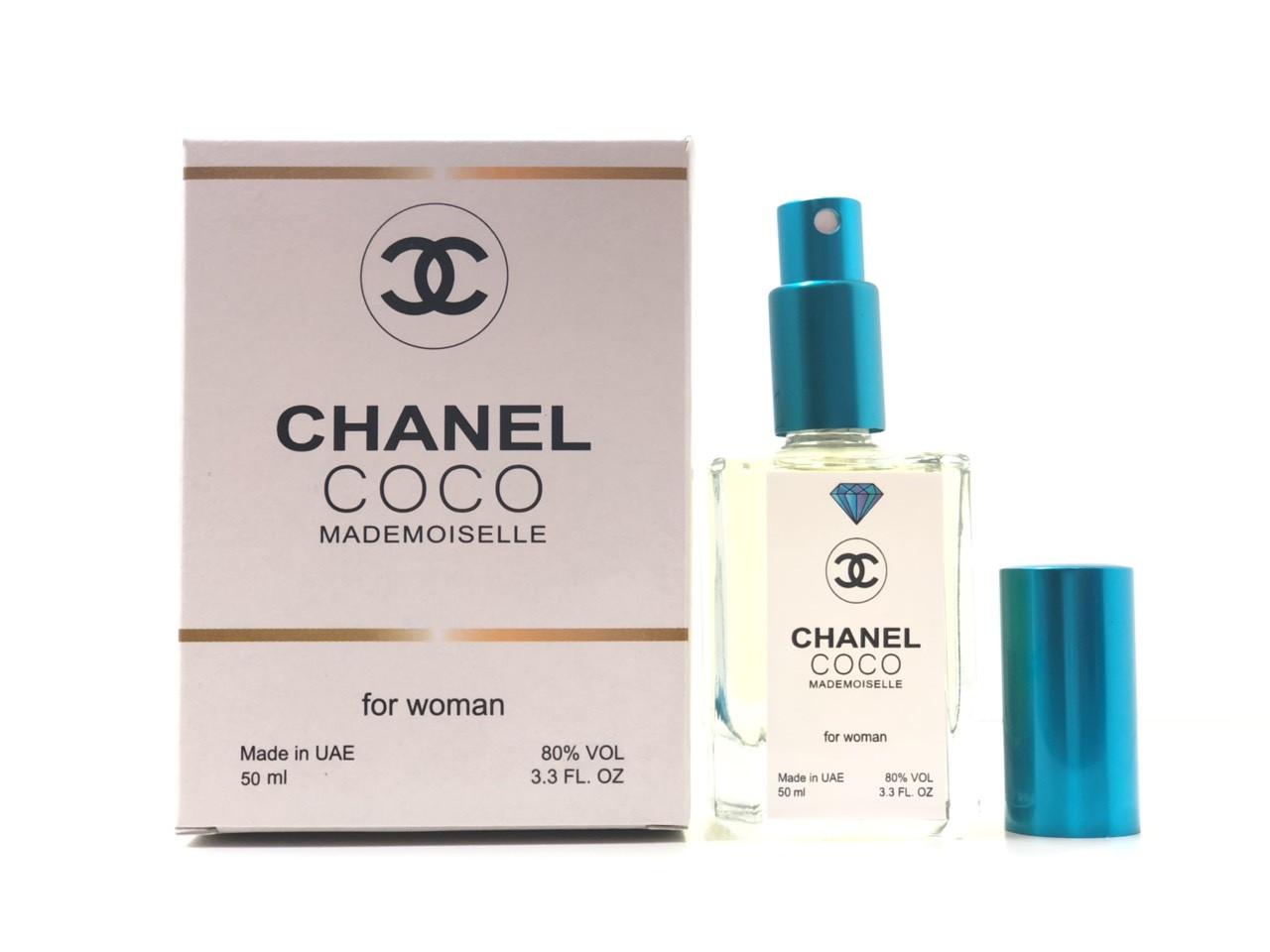 Парфюм Chanel Coco Mademoiselle (Шанель Коко Мадмуазель) 50 мл Diamond - реплика