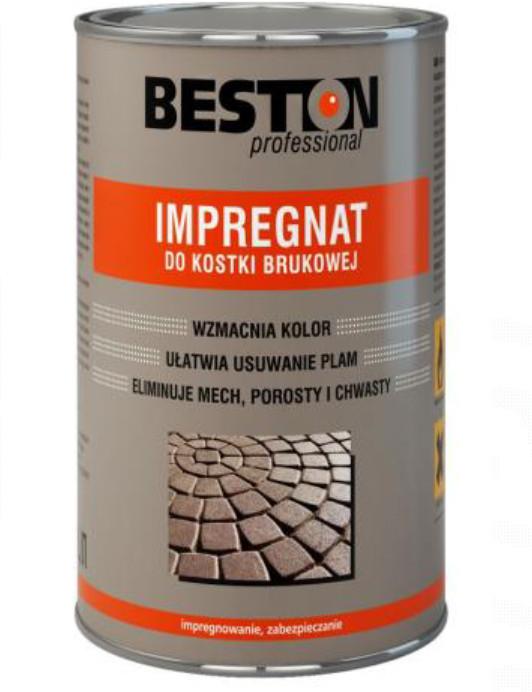 Захисна пропитка для бруківки та виробів з каменю Снєжка BESTON impregnat do kostki brukowej 1 л