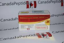 Canada Peptides Somatropin 191aa 100 ед Гормон Роста