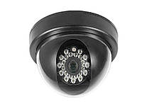 """Внутренняя купольная CCTV цветная охранная камера видеонаблюдения 1/3"""" COLOR SONY Super HAD II (NCDMIR600)"""