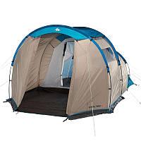 Палатка Arpenaz Family 4,1, четырехместная с тамбуром спереди Quechua