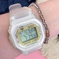 Наручные Электронные Часы Casio G-Shock белые