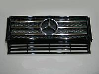 Решетка радиатора на Mercedes G-Сlass W463, фото 1