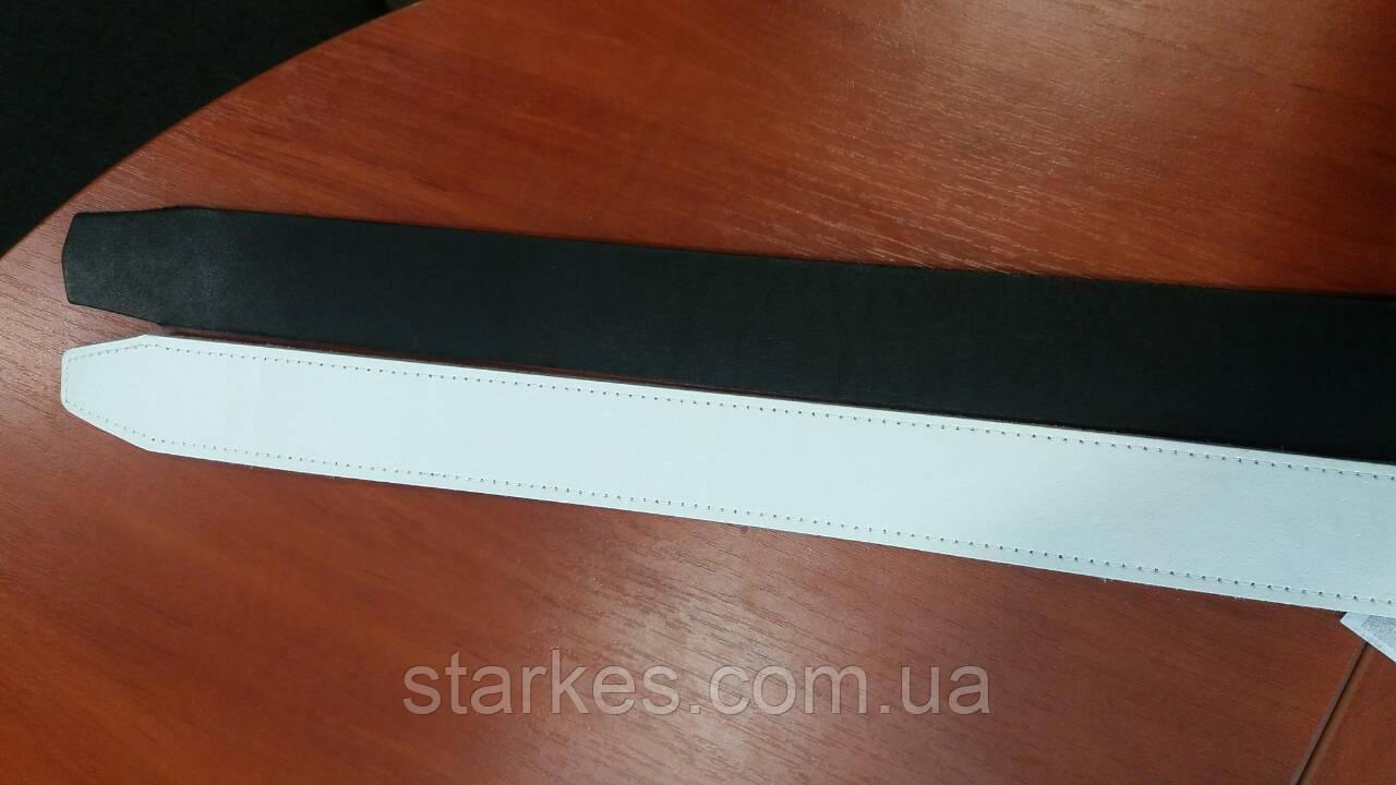 Полосы кожаные к ремням армейским для подразделений, 120 см