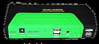 Зарядное Пусковое Устройство для Машины (Power Bank Car jump starter) 20000mAh 2 USB + Фонарик + КОМПРЕССОР