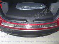 Защитная накладка на багажник Mazda CX5 2011-