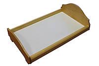 Кроватка для домашних животных, деревянная