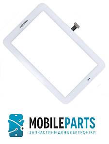 Сенсор (Тачскрин) для планшета Samsung P3100 | P3110 | P3113 Galaxy Tab2 (вер. Wi- fi) без выреза под динамик