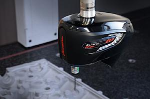 Компания Kreon представила новый лазерный 3D-сканер Zephyr III