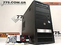 Игровой компьютер, Intel Core2Quad Q9505  2.83GHz (4 ядра), RAM 4ГБ, SSD 240ГБ, Radeon HD7570 1GB DDR5, фото 1
