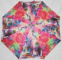 Зонт женский SR 786 2287  антиветер полуавтомат