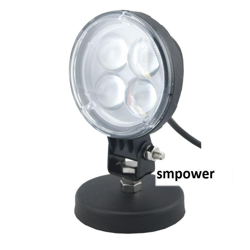 Фара LED светодиодная BELAUTO EPISTAR Spot-точечный, 12W