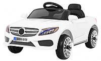 Электромобиль детский M4 с пультом управления белый