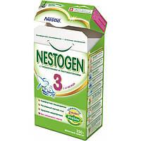Молочная смесь Nestle Nestogen 3 с 12 месяцев с пробиотиками и лактобактериями, 350 г