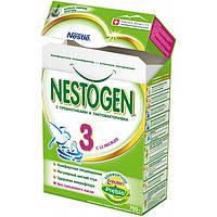 Молочная смесь Nestle Nestogen 3 с 12 месяцев с пробиотиками и лактобактериями, 700 г