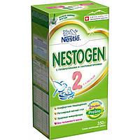 Молочная смесь Nestle Nestogen 2 с 6 месяцев с пробиотиками и лактобактериями, 350 г