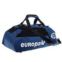 Сумка-рюкзак (Europaw темно-синяя М)