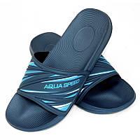 Шлепанцы мужские Aqua Speed Idaho 45 Темно-синий (aqs108), фото 1