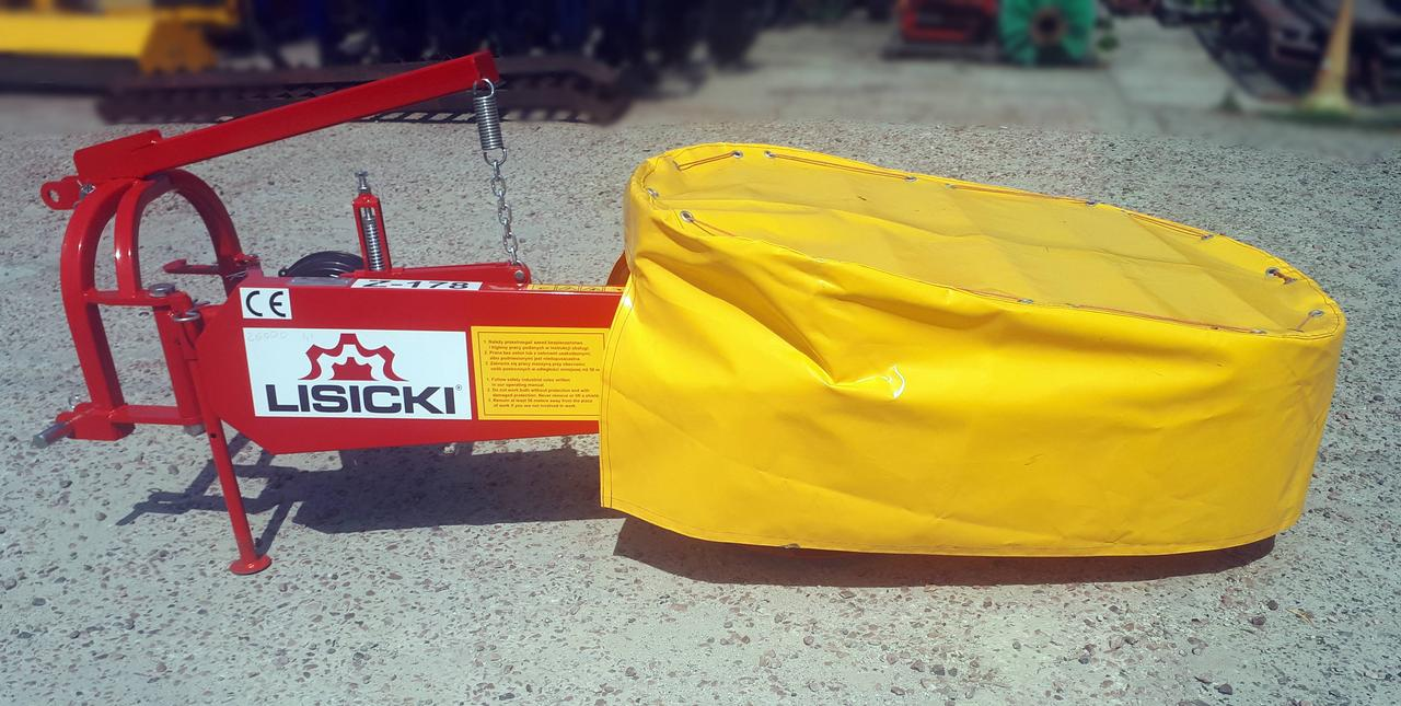 Косилка Lisicki Z-178/1/1 (1 м) роторная Польша