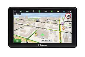 GPS навигатор Pioneer A76 (Android) с картой Украины