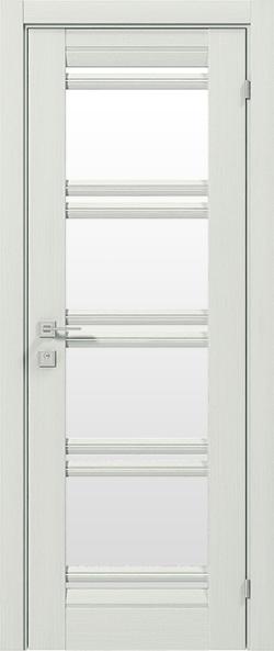Двери Родос Fresca Angela стекло, пленка Renolit и LG Hausys