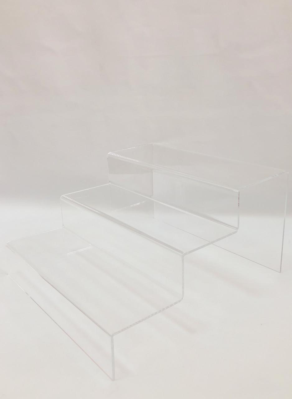 Оборудование для демонстрации ювелирных изделий подиум-лестница