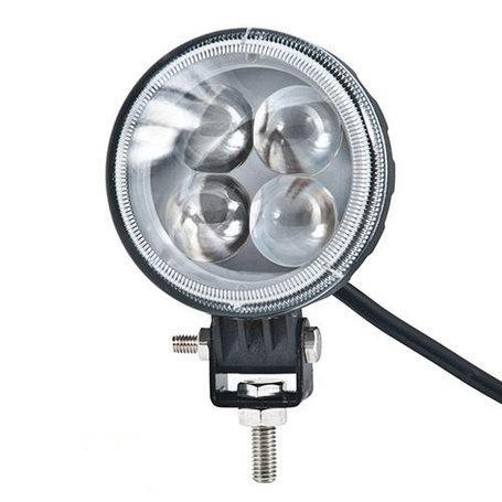 Фара LED светодиодная BELAUTO Spot, 12W, точечный свет, BOL0403Spot