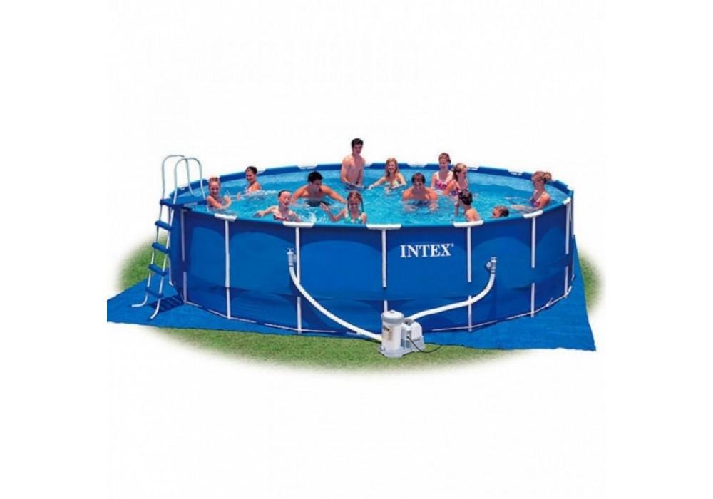 Каркасный бассейн Intex 457 х 84 см (28240)