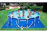 Каркасный бассейн Intex 457 х 84 см (28240), фото 2