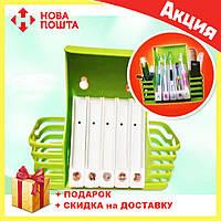 Многофункциональный набор для ванной Multifunctional Health Toothbrush Box | подставка под зубные щетки, фото 1