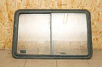 Сдвижное стекло (сдвижной блок) б/у 55х80 см на Renault Trafic -1996, фото 1